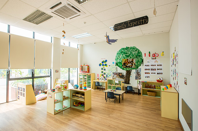 Odyssey, The Global Preschool