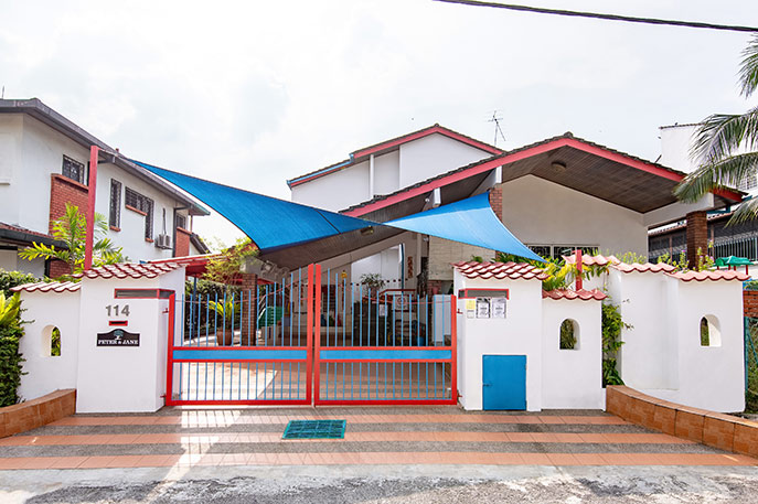 Peter & Jane Kindergarten Damansara Jaya