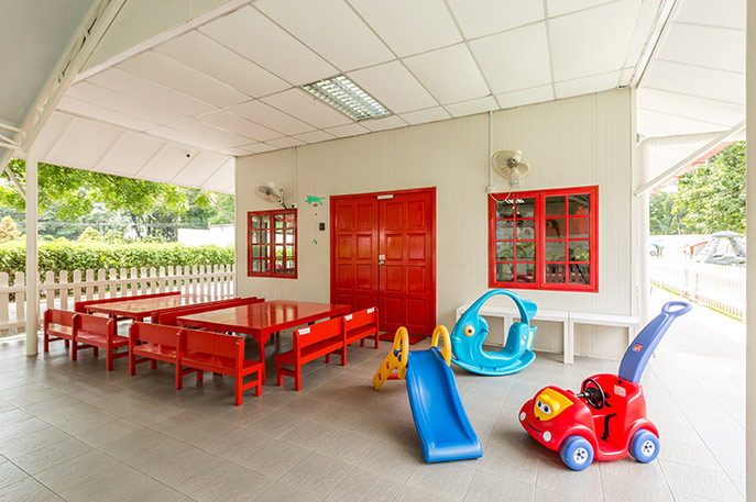 The children's house Ampang