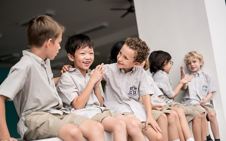 Photo: St Joseph's Institution International School Malaysia